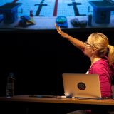 Hannah Nicklin. Pic credit:   Niall Coffey.