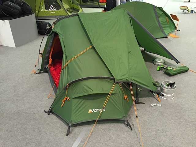 Tent extensions.