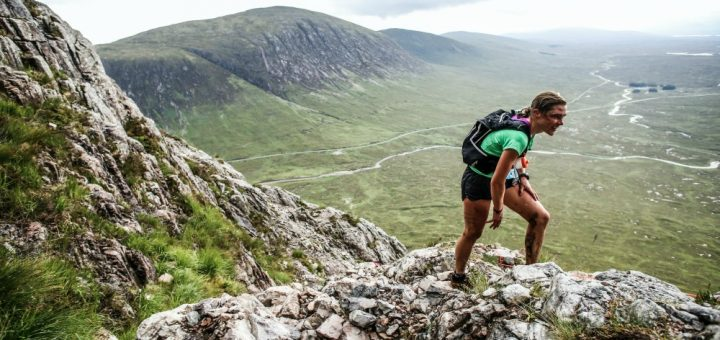 2f19d26a5716 Salomon is to sponsor the two new Skyline Scotland races  The Salomon  Mamores VK and the Salomon Ring of Steall Skyrace. Salomon will be title  sponsor for ...