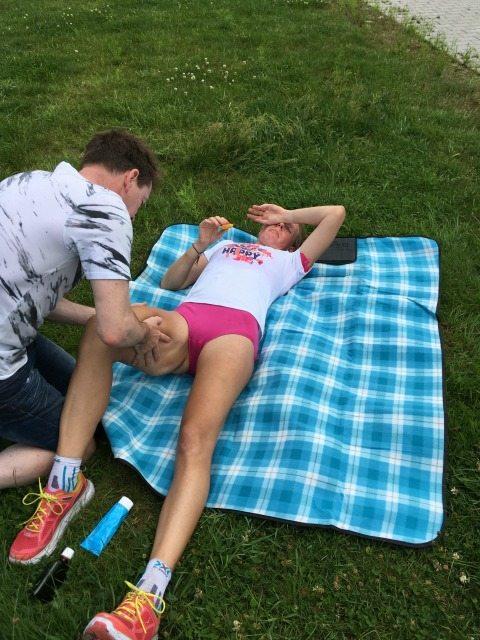run 500 massage lucja