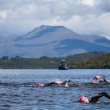 Great Scottish Swim in Loch Lomond.