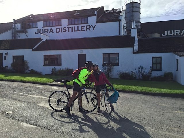 Another distillery. Another missed tour.