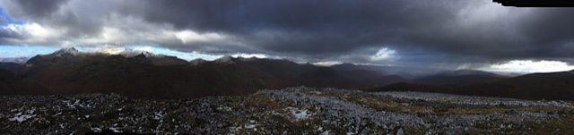 Stunning panorama.