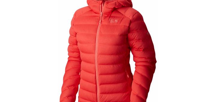 939908477dd Mountain Hardwear StretchDown Hooded Jacket - FionaOutdoors
