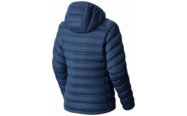 4607ea2bd Mountain Hardwear StretchDown Hooded Jacket - FionaOutdoors