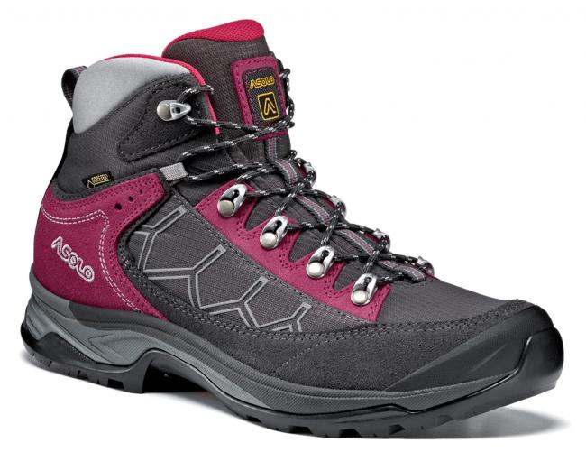 Women's Asolo Falcon GV hiking boot.