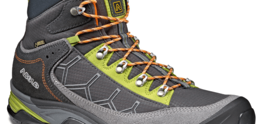 Men's Asolo Falcon GV hiking boot.