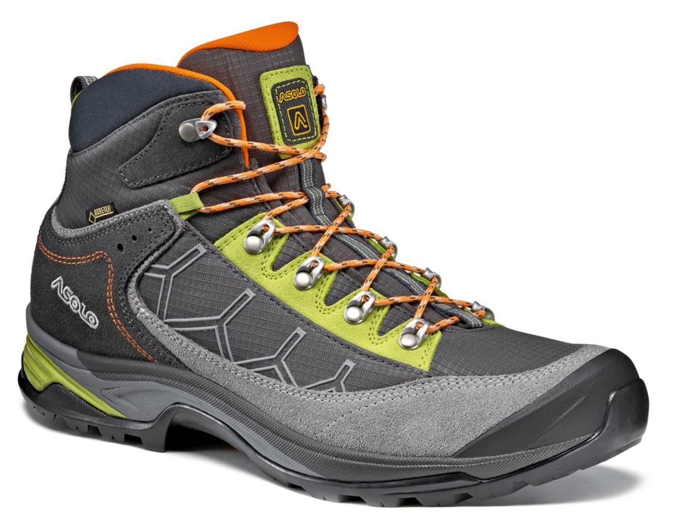 Men's Asolo Falcon GV hiking boot.