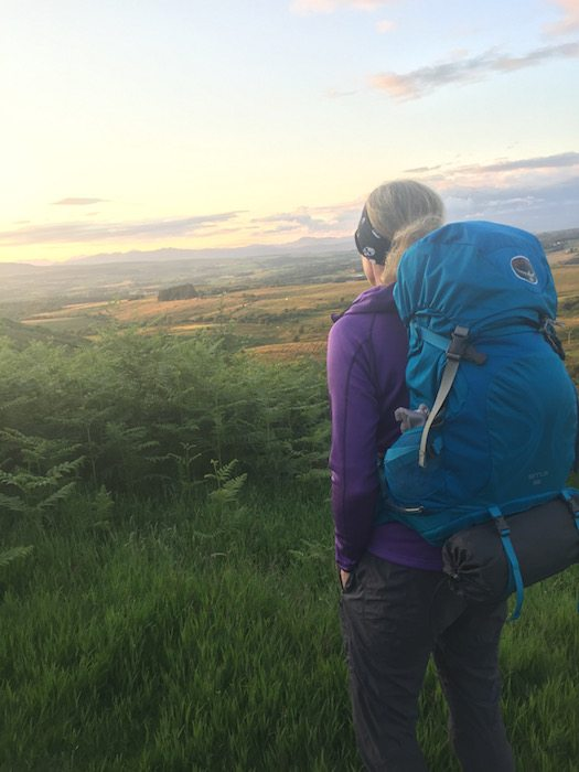 Have you tried?: Wild camping - FionaOutdoors
