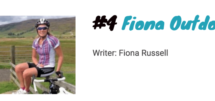 fbd36cfa486 FionaOutdoors ranked 4th of 200 outdoors blogs worldwide - FionaOutdoors