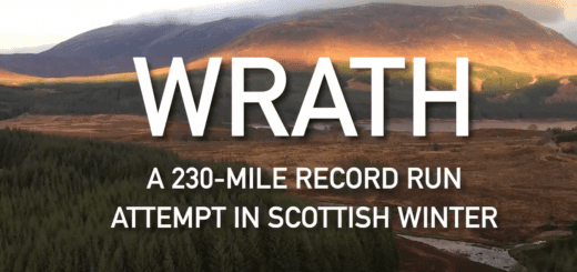 cape wrath trail record breaking run