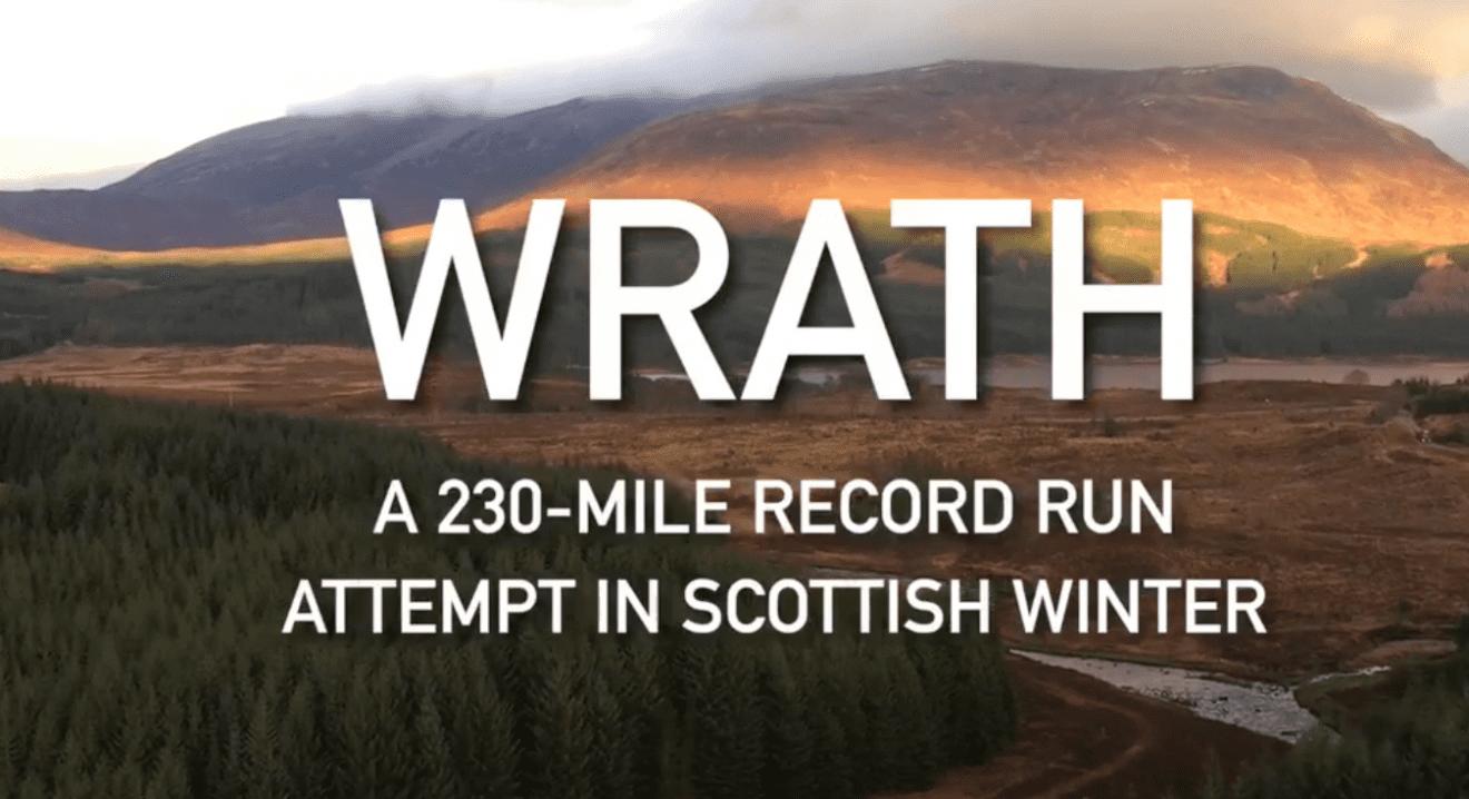 cape wrath trail record breaking run