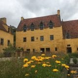 Culross Palace.