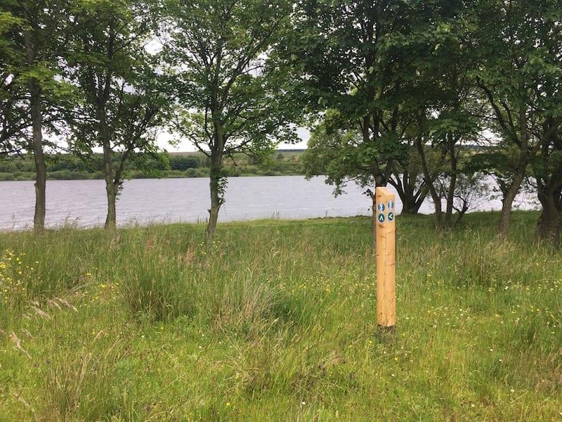 Loch Fitty.
