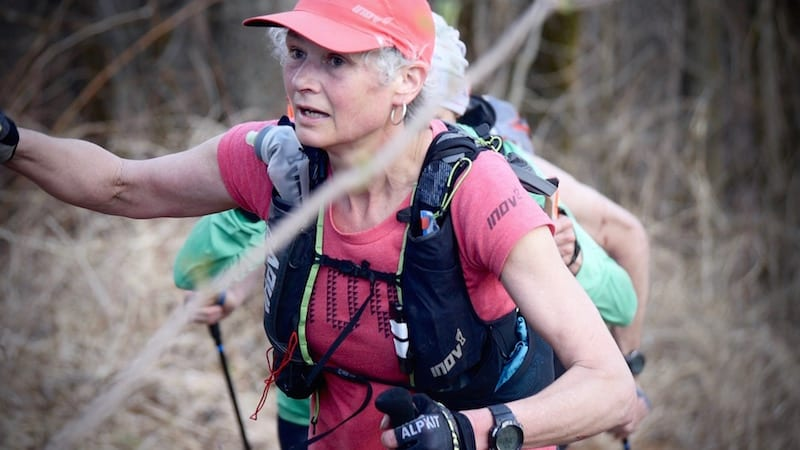 Nicky Spinks takes part in the notoriously tough Barkley Marathons.