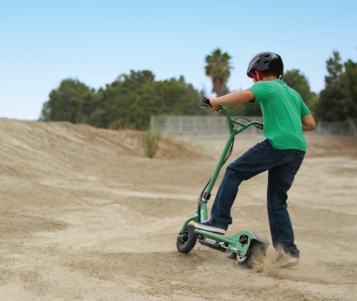 Components to consider when purchasing electric scooters for off-roading in the US