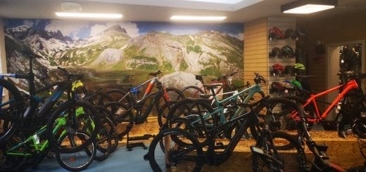bike shop Killearn