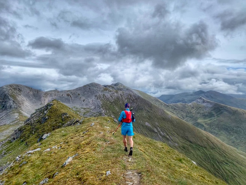 Donnie Campbell sets new fastest Munro round