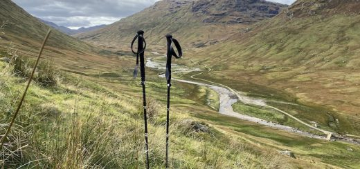 benefits of walking poles