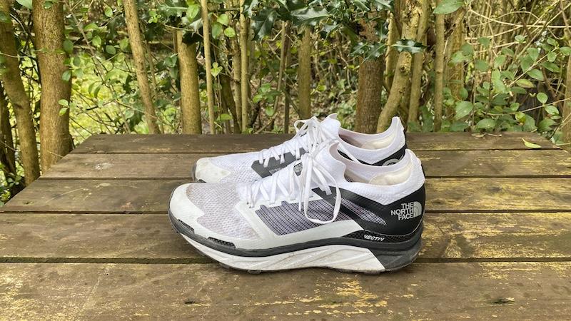 TNF flight Vectiv trail shoe