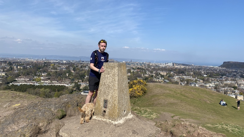 seven hills run edinburgh