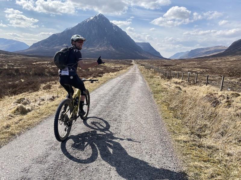West Highland Way FKT.