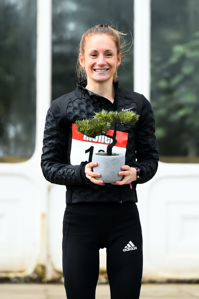 Steph triumphs in Olympics qualifier. Credit: British Athletics / Getty Images