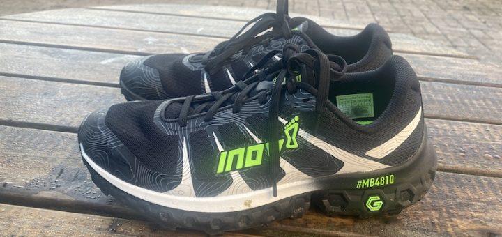 inov-8 Mont Blanc limited edition Trailfly Ultra G 300 Max shoe